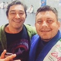 Photo taken at Academia Giovanni Reis Jiu-jitsu by Luiz Claudio V. on 3/30/2015