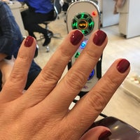 Photo taken at Ten Perfect Nails by Liliana M. on 5/6/2017