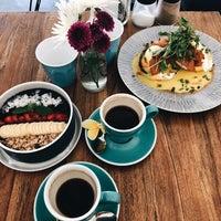 Photo taken at Eko Cafe Bali by Katya K. on 5/2/2018
