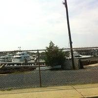 Photo taken at South Jersey Marina by Kaley E. on 9/1/2013