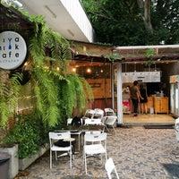 Photo taken at AIYA Cafe' by omae on 9/27/2017