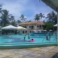 Foto tirada no(a) Resort Tororomba por Claudia R. em 1/15/2013
