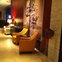 Photo taken at Marriott City Center Dallas by Mitch L. on 10/10/2012