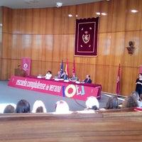 Photo taken at Facultad de Derecho (UCM) by Daniela S. on 7/7/2014