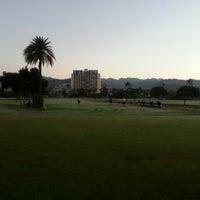 Photo taken at Ala Wai Golf Course by Scott on 12/29/2012