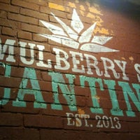 Photo taken at Mulberry Street Cantina by Nick D. on 10/13/2013