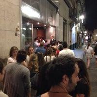 Photo taken at Discoteca Santuario by Luis E. on 4/8/2014