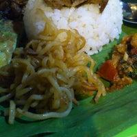 """Photo taken at Nasi Kucing """"ANGKRINGAN"""" Kapok Lombok by Pratama S. on 11/23/2012"""