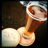 Photo taken at Iron Hill Brewery & Restaurant by Charles Thomas F. on 9/16/2012