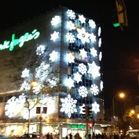 Photo taken at El Corte Inglés by Mery on 12/1/2012