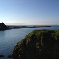 Photo taken at Howth / Binn Éadair by Adriane L. on 5/19/2013