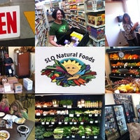 Photo taken at SLO Natural Foods by BootheFam on 3/29/2014