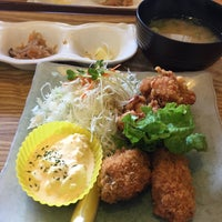 Photo taken at わたしの食卓 白島店 by S. H. on 10/30/2016