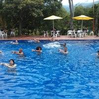 Photo taken at Lagotours by Camilo Esteban Q. on 10/19/2013