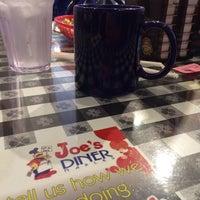 Photo taken at Joe's Diner by MeLiNdA on 10/26/2013