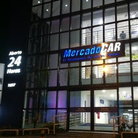 Photo taken at MercadoCar by Marina V. on 1/25/2013