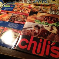 Photo taken at Chili's Grill & Bar Restaurant by Tracy L. on 10/26/2012