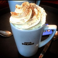 Photo taken at Caffè Nero by Leigh C. on 11/15/2014