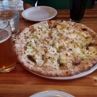 Photo taken at Forge Pizza by Mandy on 7/5/2014