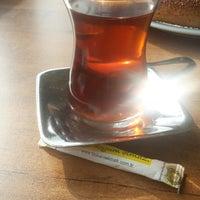 Photo taken at Taşkent Fırın Cafe by Eylül Aynur g. on 2/21/2018