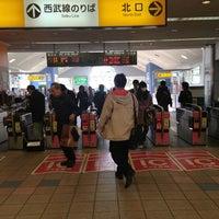 Photo taken at Tanashi Station (SS17) by Satoshi M. on 4/1/2013