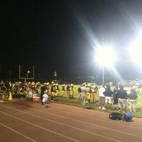 Photo taken at Marcos de Niza Football Field by Rudy R. on 9/7/2013