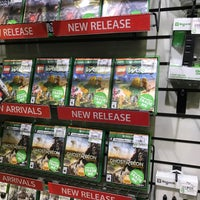 Photo taken at EB Games by Kelly D. on 3/19/2017
