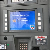 Photo taken at Chevron by Kelly D. on 12/3/2016