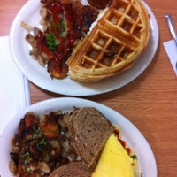 Photo taken at Russell Street Deli by Andrea E. on 6/22/2013