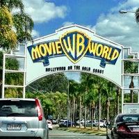 Photo taken at Warner Bros. Movie World by Ichu on 10/3/2012