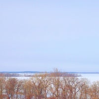 Photo taken at Howard M. Temin Lakeshore Path by Rudy on 1/9/2014