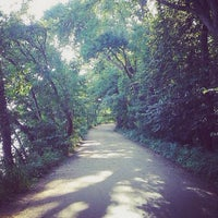 Photo taken at Howard M. Temin Lakeshore Path by Rudy on 9/25/2013