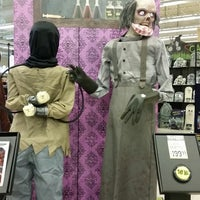 Photo taken at Spirit Halloween - Howell Commons by Nicole F. on 9/20/2014
