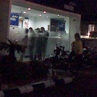 Photo taken at Bank Mandiri by Bin T. on 5/7/2013