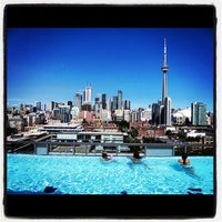 Photo taken at Thompson Rooftop Lounge by Alisia R. on 9/14/2012