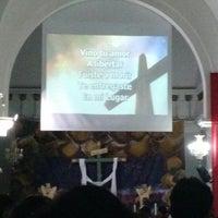 Photo taken at Parroquia de Nuestra Señora del Rosario by Jorge Wilsor B. on 4/4/2015