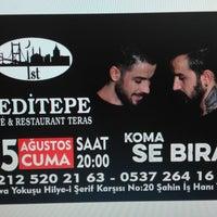 รูปภาพถ่ายที่ İstanbul Yeditepe Teras Cafe Restaurant Nargile โดย Mehmet K. เมื่อ 8/13/2017