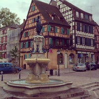 Photo taken at Mega CGR Colmar by Victor W. on 5/20/2013