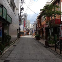 Photo taken at しまんりょ小路 by epole .. on 7/28/2013