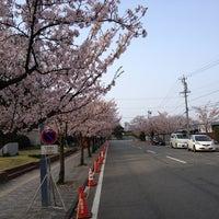 Photo taken at Jōyama Park by epole .. on 4/17/2013