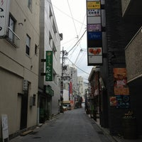 Photo taken at しまんりょ小路 by epole .. on 4/1/2013