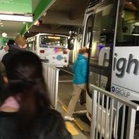 Photo taken at Matsumoto Bus Terminal by epole .. on 4/13/2013