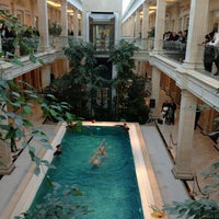Photo taken at Crocus City Mall by Evgeniy C. on 3/2/2013