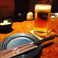 Photo taken at 九州うまかもんと焼酎 みこと by Taiki Y. on 9/29/2016