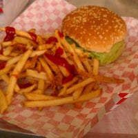 Photo taken at Down Town Burgers by Shawna D. on 2/3/2015