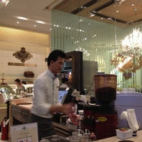 Photo taken at The Mandarin Oriental Shop at Siam Paragon by Herman L. on 10/7/2012