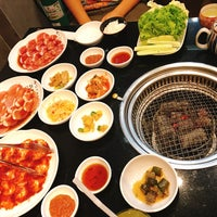 Photo taken at Seoul Korean Cuisine by missann G. on 8/13/2017