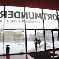 Das Foto wurde bei Dortmunder U von Chris f. am 12/26/2012 aufgenommen