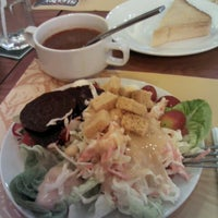 Photo taken at Sizzler by Patt P. on 5/16/2013