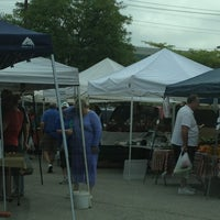 Photo taken at Bluegrass Farmers Market II by Sumoflam on 8/10/2013